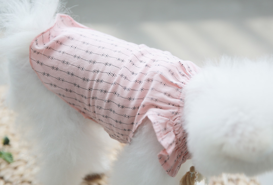 에스닉 린넨 티셔츠 핑크 - 토토앤로이, 22,000원, 의류/액세서리, 의류